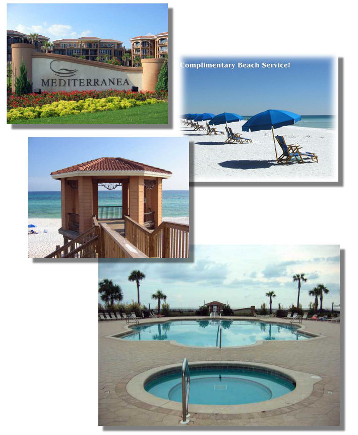 Condominiums For Rent By Owner: Mirimar Beach Destin Florida Owner Vacation Rental