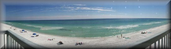 Sugar White Sandy Beaches of Destin Florida